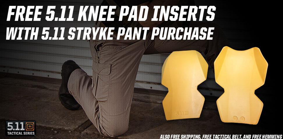 Free Knee Pads