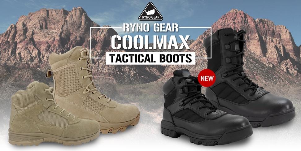 Ryno Gear Coolmax Boots
