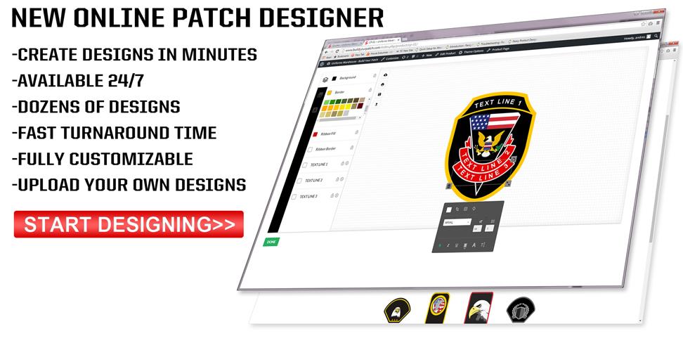 Custom Patch Designer
