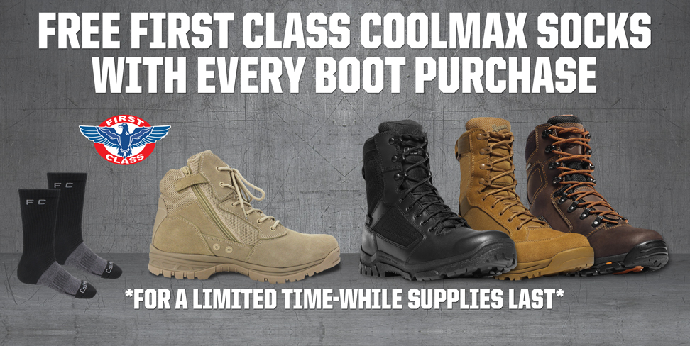 Free Coolmax Socks