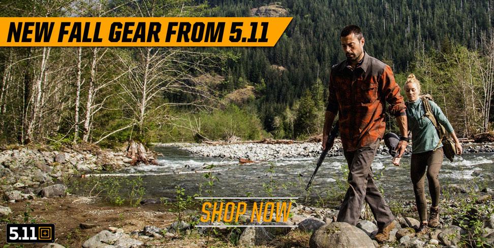 New 5.11 Fall Gear