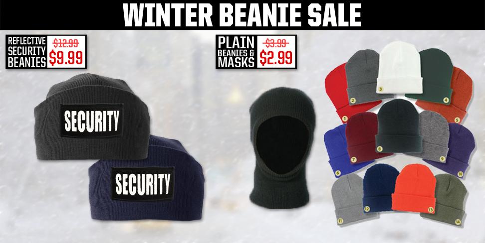 Winter Beanie Sale