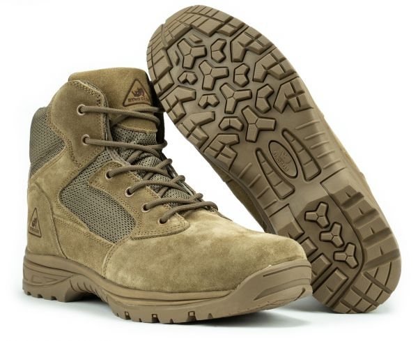 6 CoolMax Ryno Gear Tactical Combat Boots (Coyote)