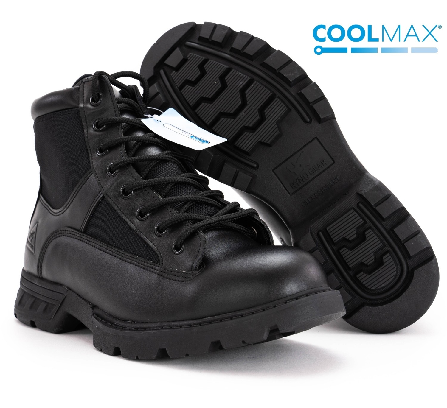 Ryno Gear Ry-Tac Coolmax Tactical Boots