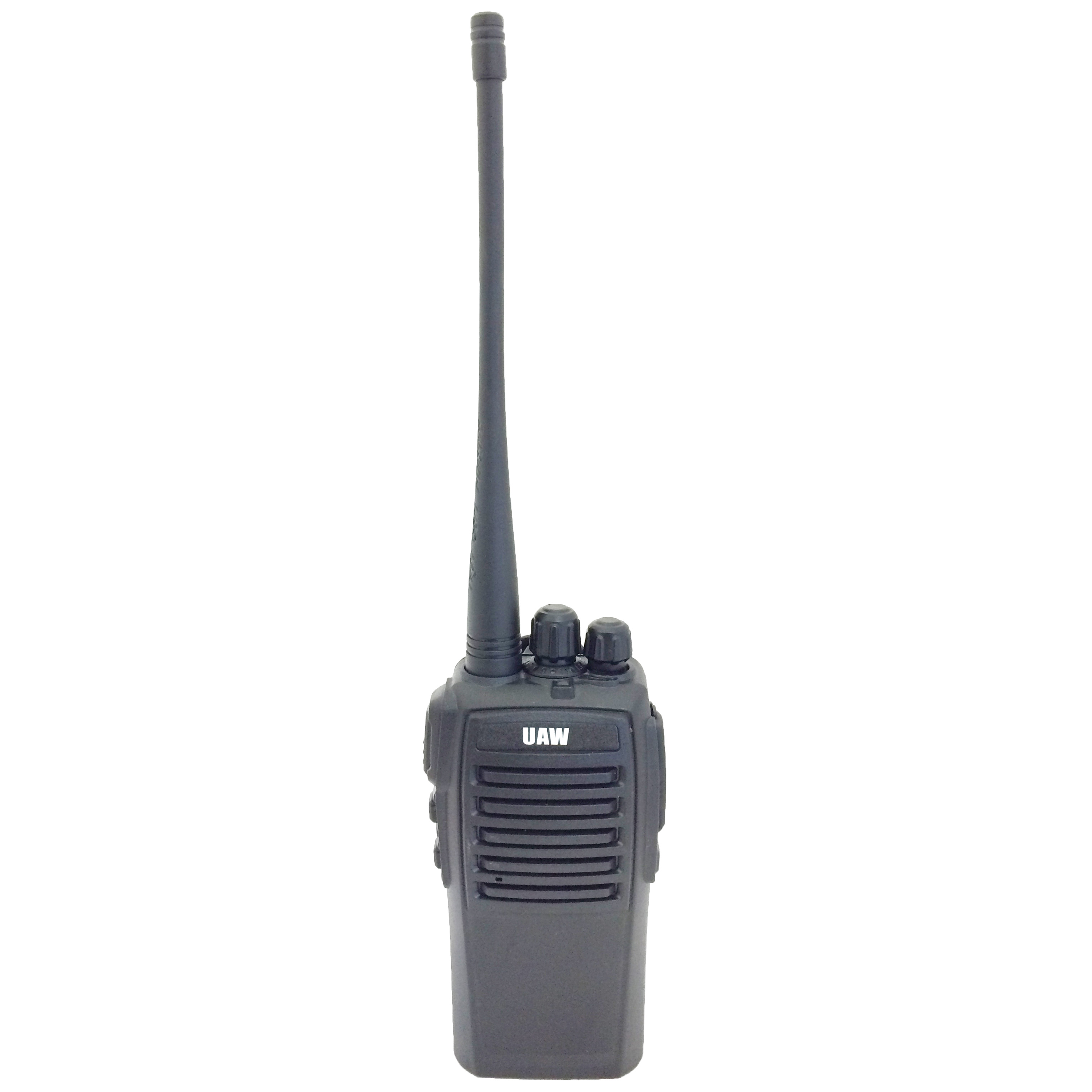UA900 UHF Commercial Programmable Narrowband Radio with Li-ion Battery
