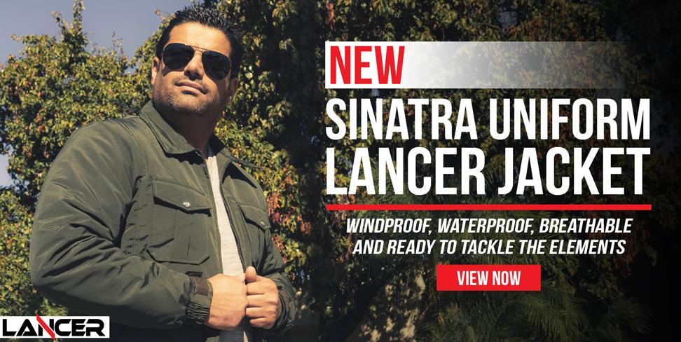 Sinatra Uniform Lancer Jacket