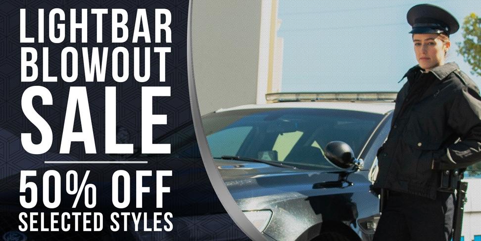 Lightbar Blowout Sale