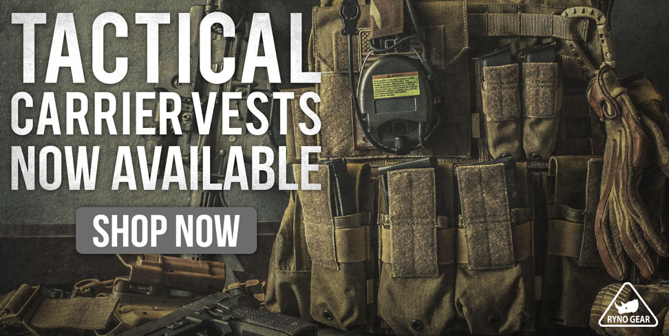 New Tactical Plate Carrier Now Available at Uniform Warehouse