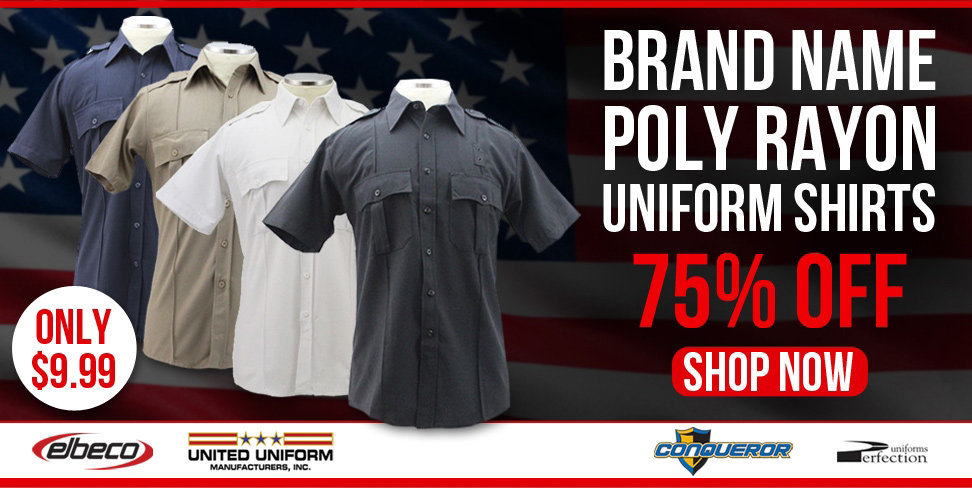 Brand Name Poly Rayon Shirts