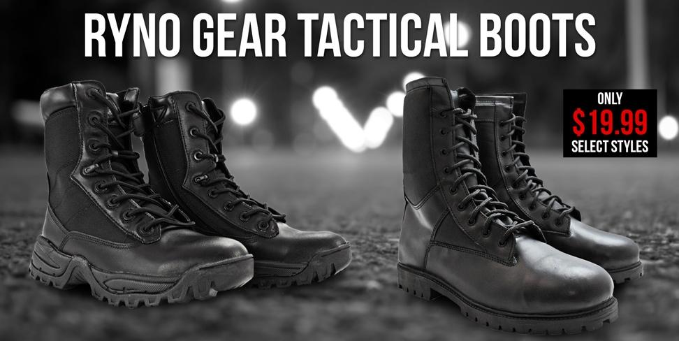 Ryno Gear Boot Sale