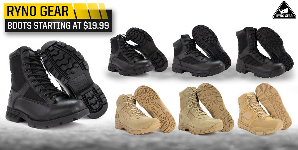 Ryno Gear Boots