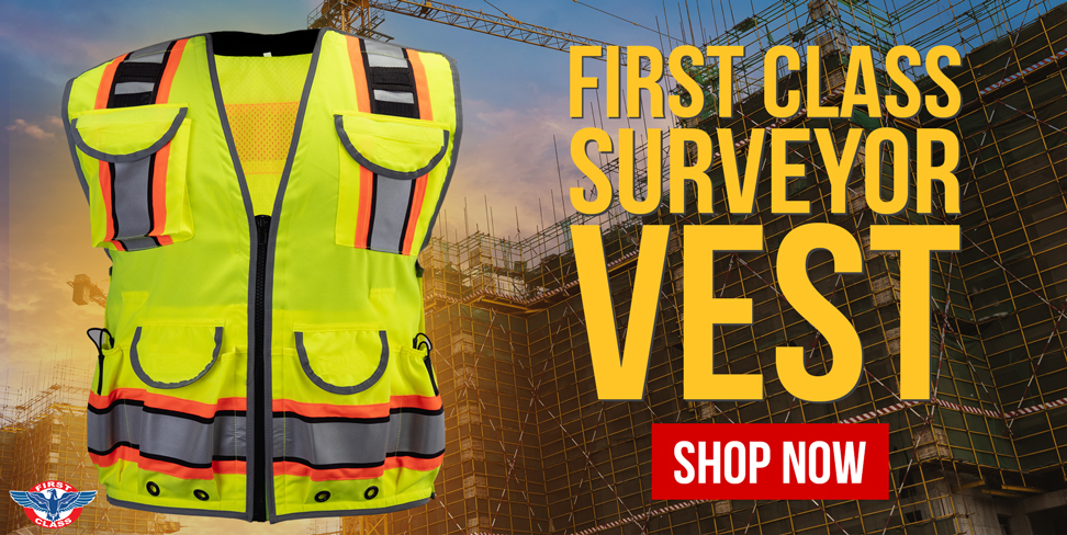 First Class Surveyor Vest