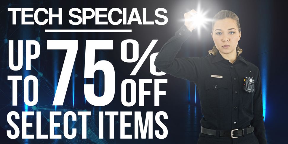 Tech Specials - Up to 75% Off