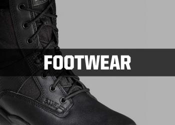 Fire/EMS Footwear