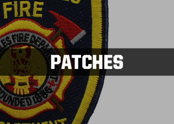 Fire/EMS Patches