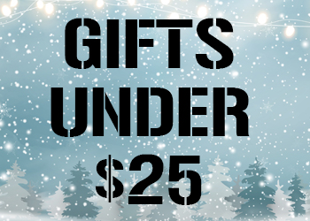 Holiday Gift Guide - Gifts Under $25