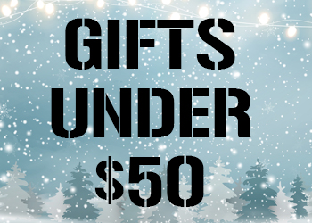 Holiday Gift Guide - Gifts Under $50