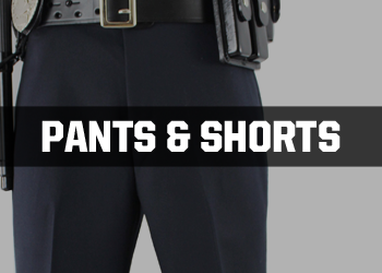 Police Pants and Shorts