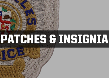 Police Patches and Insignias