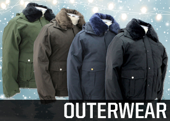 Holiday Gift Guide - Outerwear