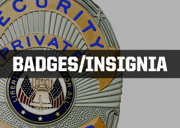 Security Badges and Insignias