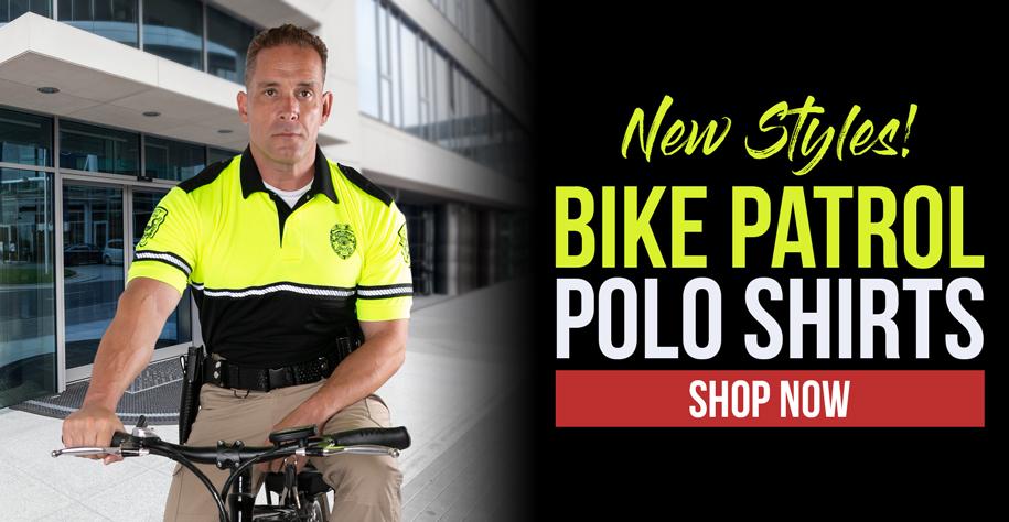 Two Tone Bike Patrol