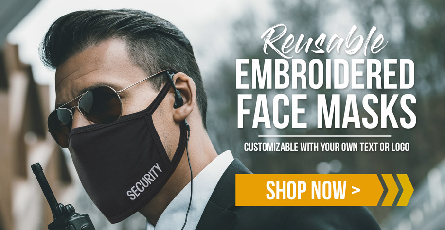 Reusable Washable Face Masks